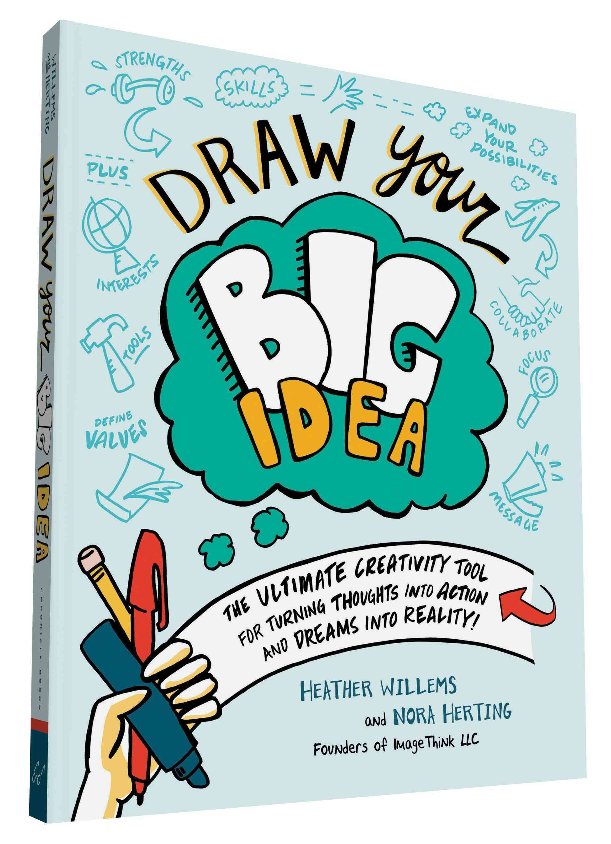 Draw your big idea: The Ultimate Creativity Tool